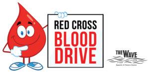 Blood drive announcement