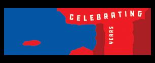 15 Year celebration logo