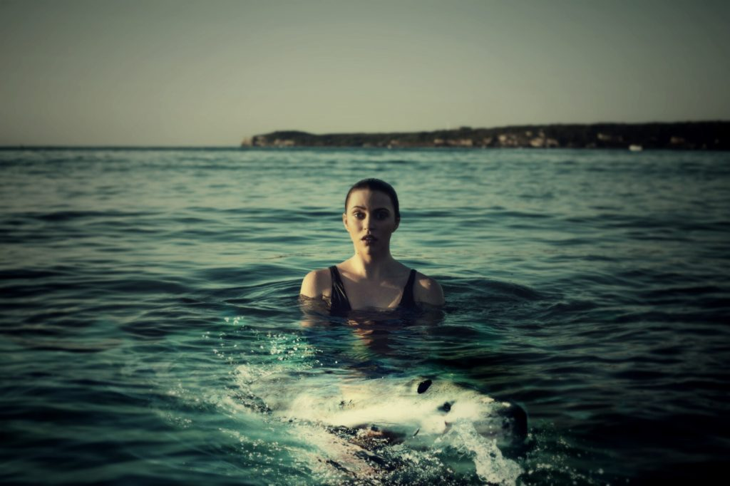 fear of swimming