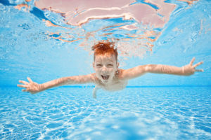 age for swimming lessons